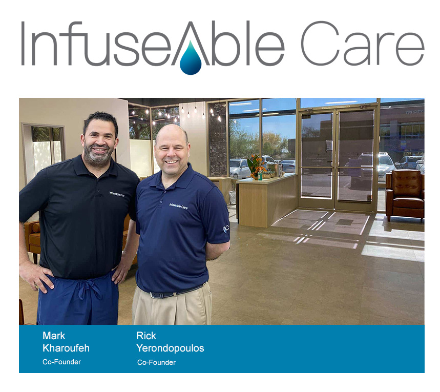 InfuseAbleCare CoFounders